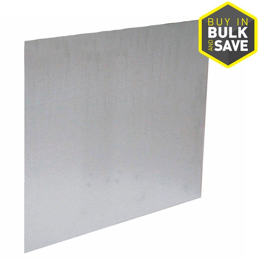 Imperial 24 In X 3 Ft Galvanized Steel Sheet Metal Lowes Com Galvanized Steel Sheet Steel Sheet Metal Steel Sheet