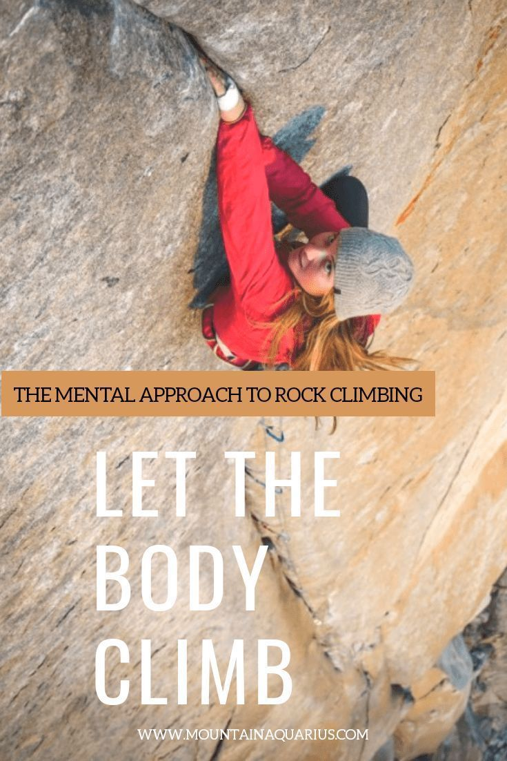 The mental apporoach to Rock Climbing. Tips for Mindset and Training. Inspired by The Rock Warrior
