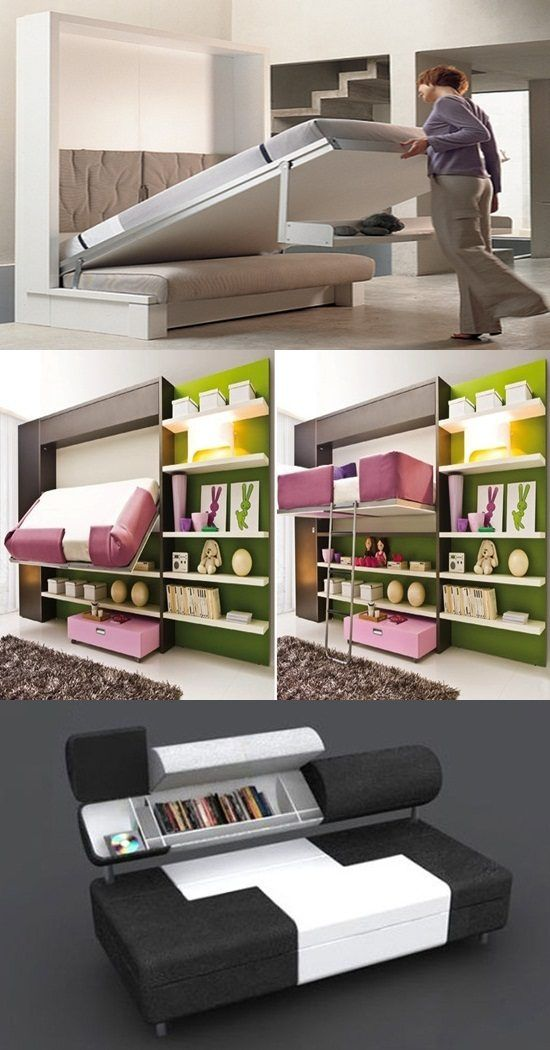 3 Great Multi purposed Furniture Ideas 3