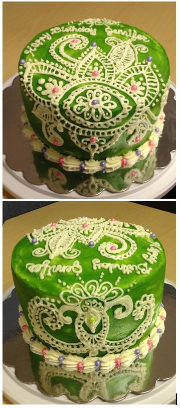 Henna Cake Buttercream Frosting Publix Recipe Two