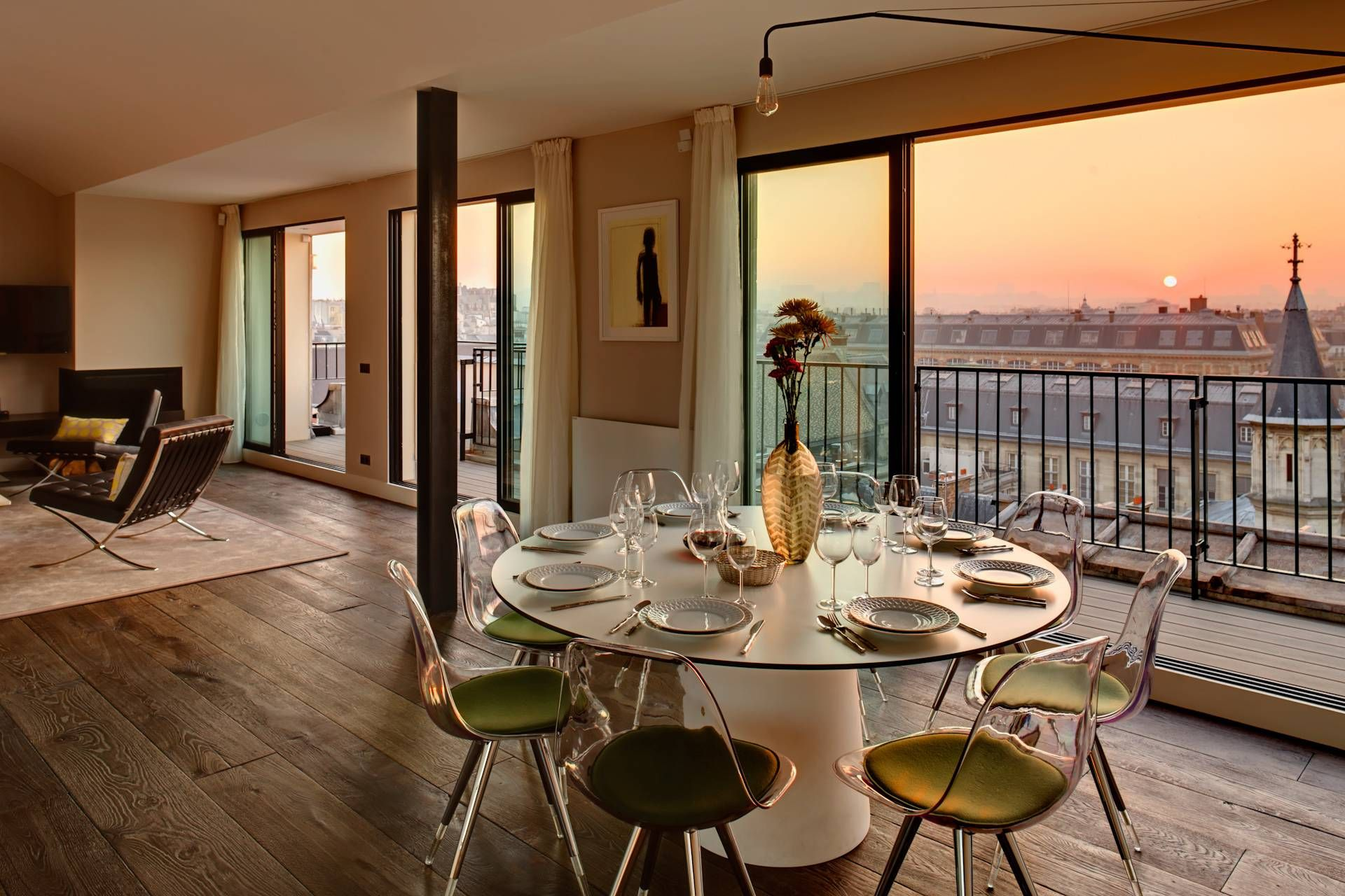 saint nicolas des champs paris apartment
