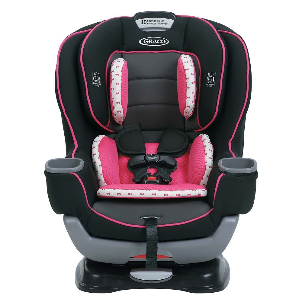 Graco extend2fit convertible car seat multicolor baby