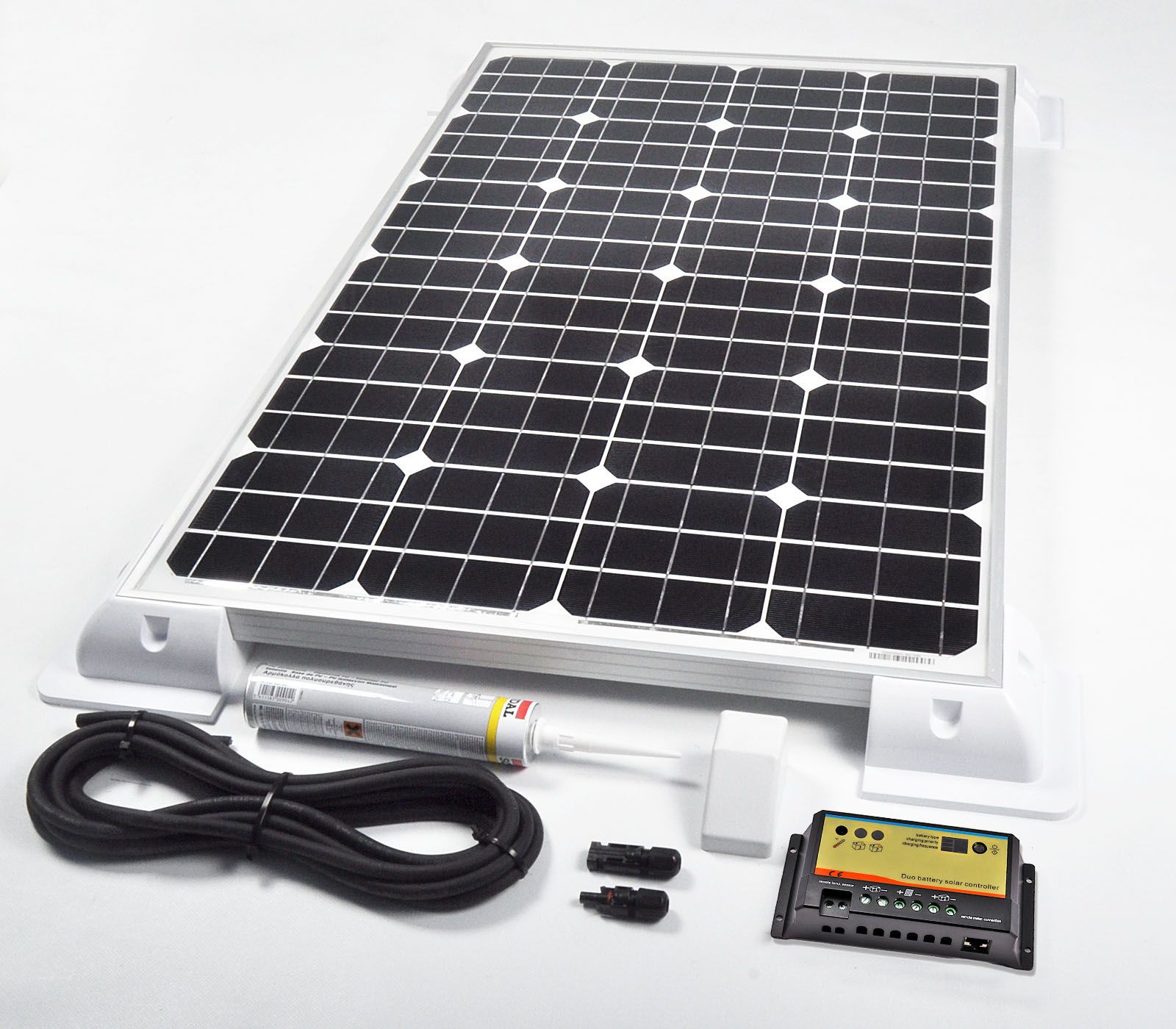 Leisure battery solar charger the best charger 2018 leisure battery wiring diagram how to keep your leisure battery charged advice practical motorhome asfbconference2016 Choice Image