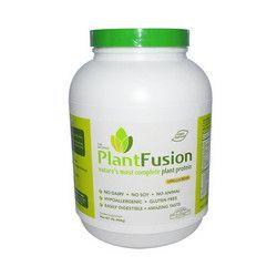Plantfusion Nature's Most Complete Plant Protein Vanilla Bean (1x2 Lb)