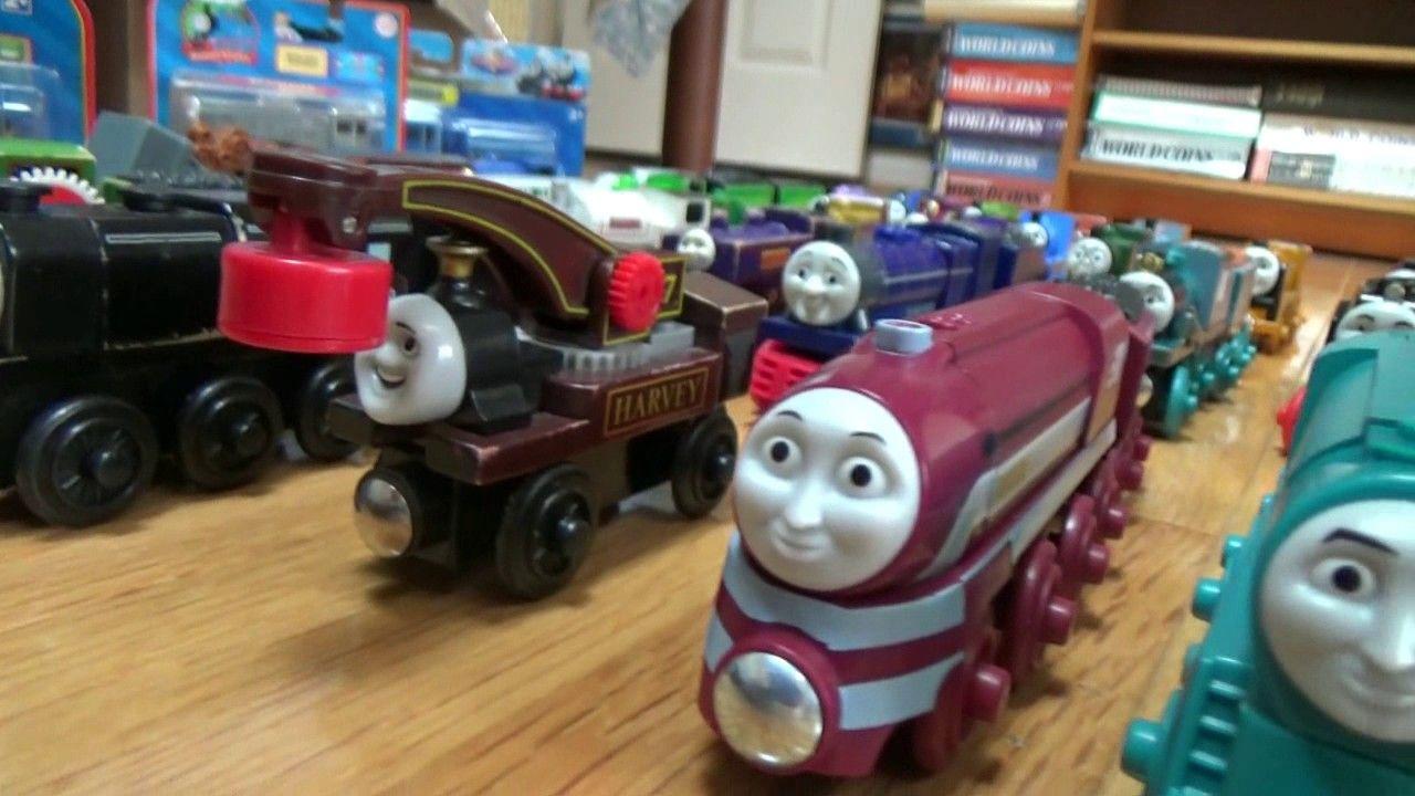 Woodenrailwaystudios Complete Thomas Wooden Railway Collection 4