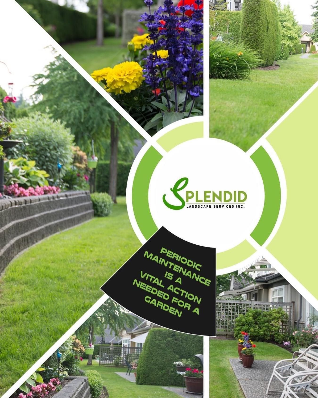 Guaranteed Satisfaction Free Quote Available Every Garden Needs A Periodical Care Maintenance We In 2020 Lawn Maintenance Landscape Services Garden Maintenance
