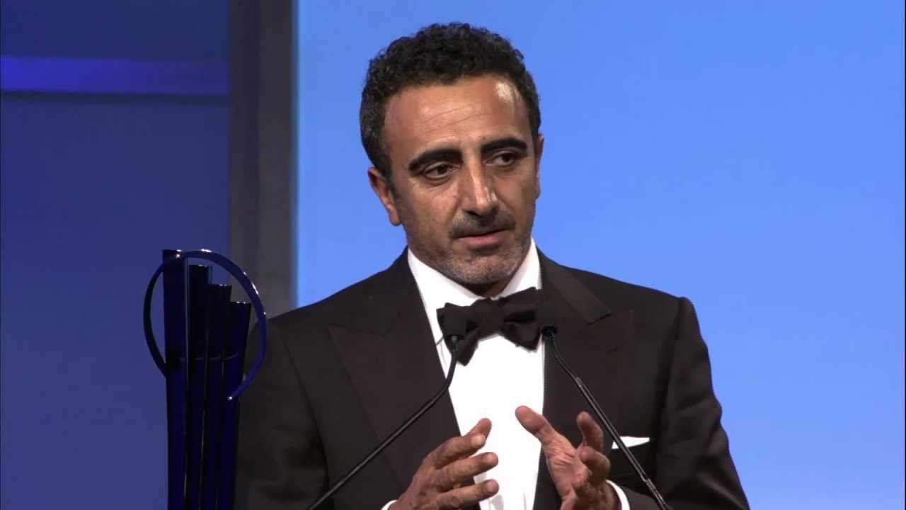 Fundador considerado o melhor empreendedor do ano de 2012 pela Ernst & Young
