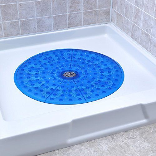 The 3 Best Non Slip Shower Mats For Seniors In 2019 With Images