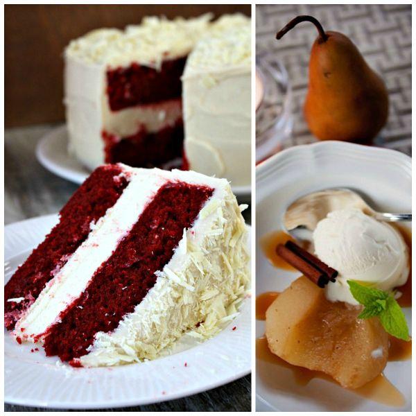 Holiday Dinner Party Menu and recipes #recipegirl