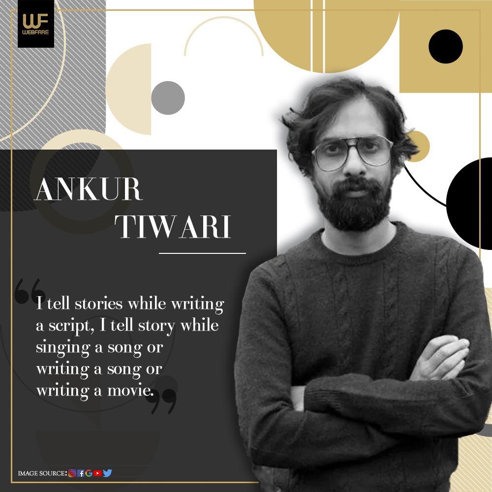 Artist Feature Ankur Tewari Music Library Songs Storytelling
