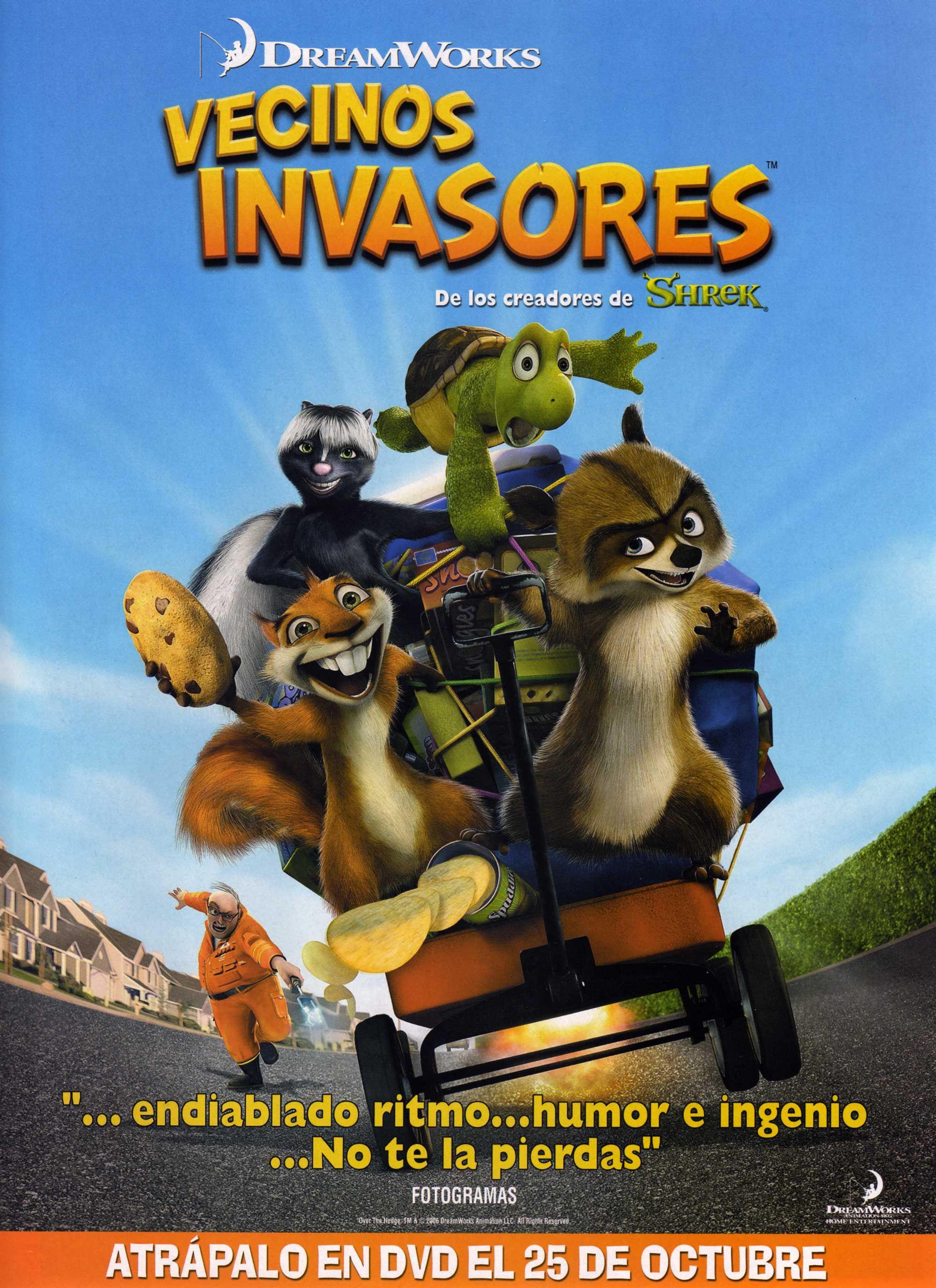 Vecinos Invasores Full Movies Online Free Full Movies Full Movies Online
