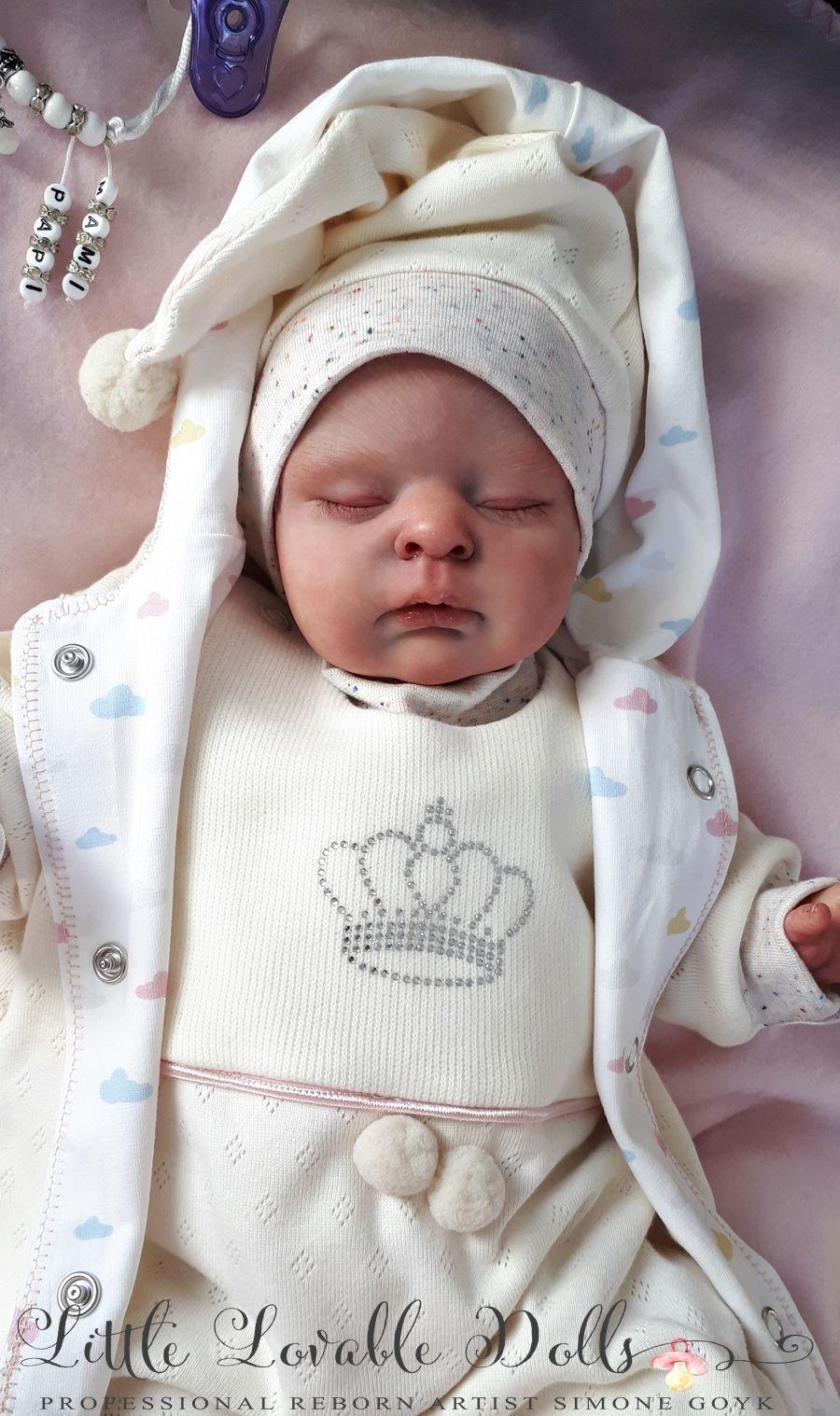 Reborn Baby Puppe Zoey Bausatz Cassie Brace Reborn Babies Baby Dolls Baby Onesies