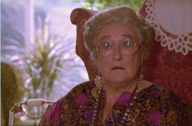 Midsomer Murders Iris Rainbird and Harry Potter Fat Lady - actress Elizabeth Spriggs - love her. Creepy guy's mother.