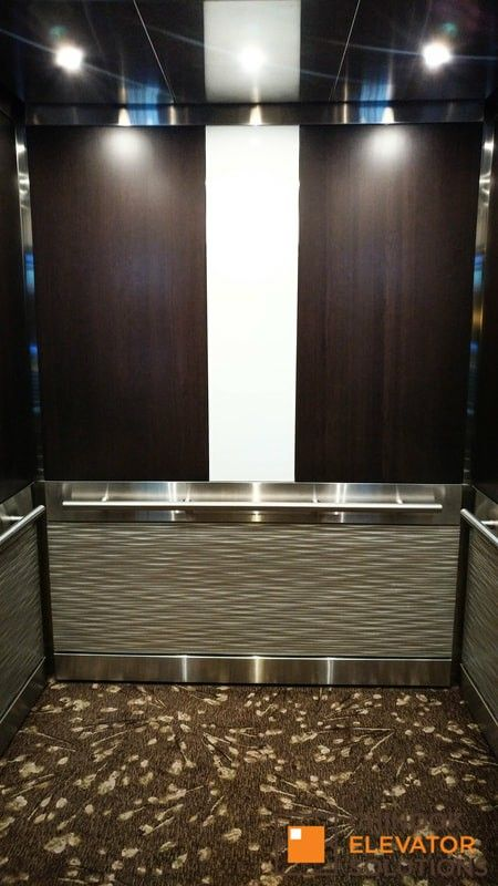 Westin Hotel Seattle, Washington | Elevator Interior Design By Chinook  Elevator Solutions | Pinterest | Interiors