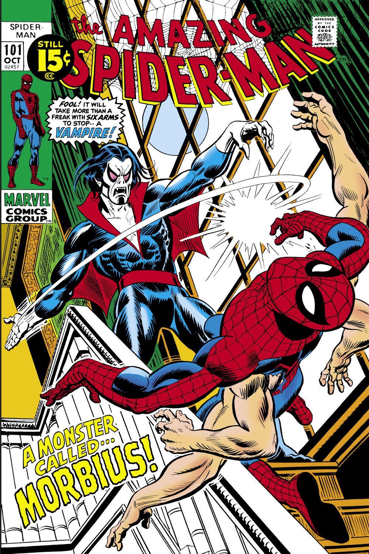 Spectacular Spider-Man   #143   NM