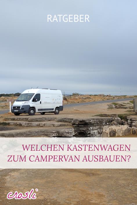 Transporter Ausbau: Welchen Kastenwagen zum Wohnmobil umbauen? #campеr