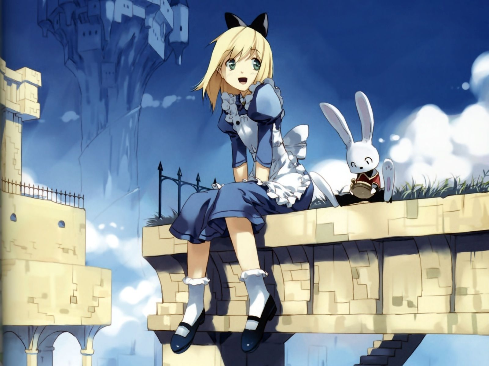 Alice in wonderland anime (With images) Alice in