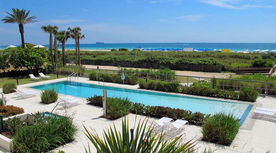 Ocean House Pool Miami Beach Fl Condo See More Here