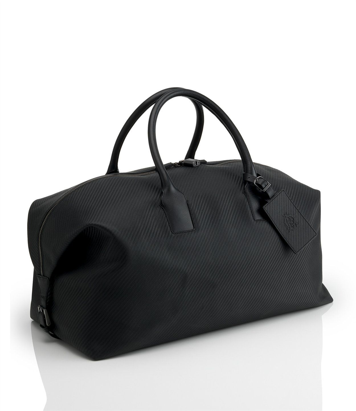 Chassis Small Holdall - Men's Designer Leather Briefcases, Bags ...