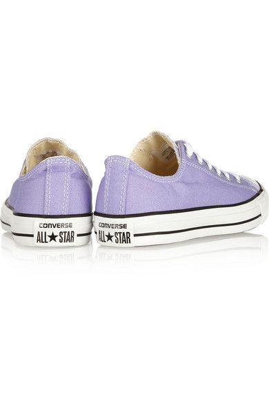 botas converse altas lilas