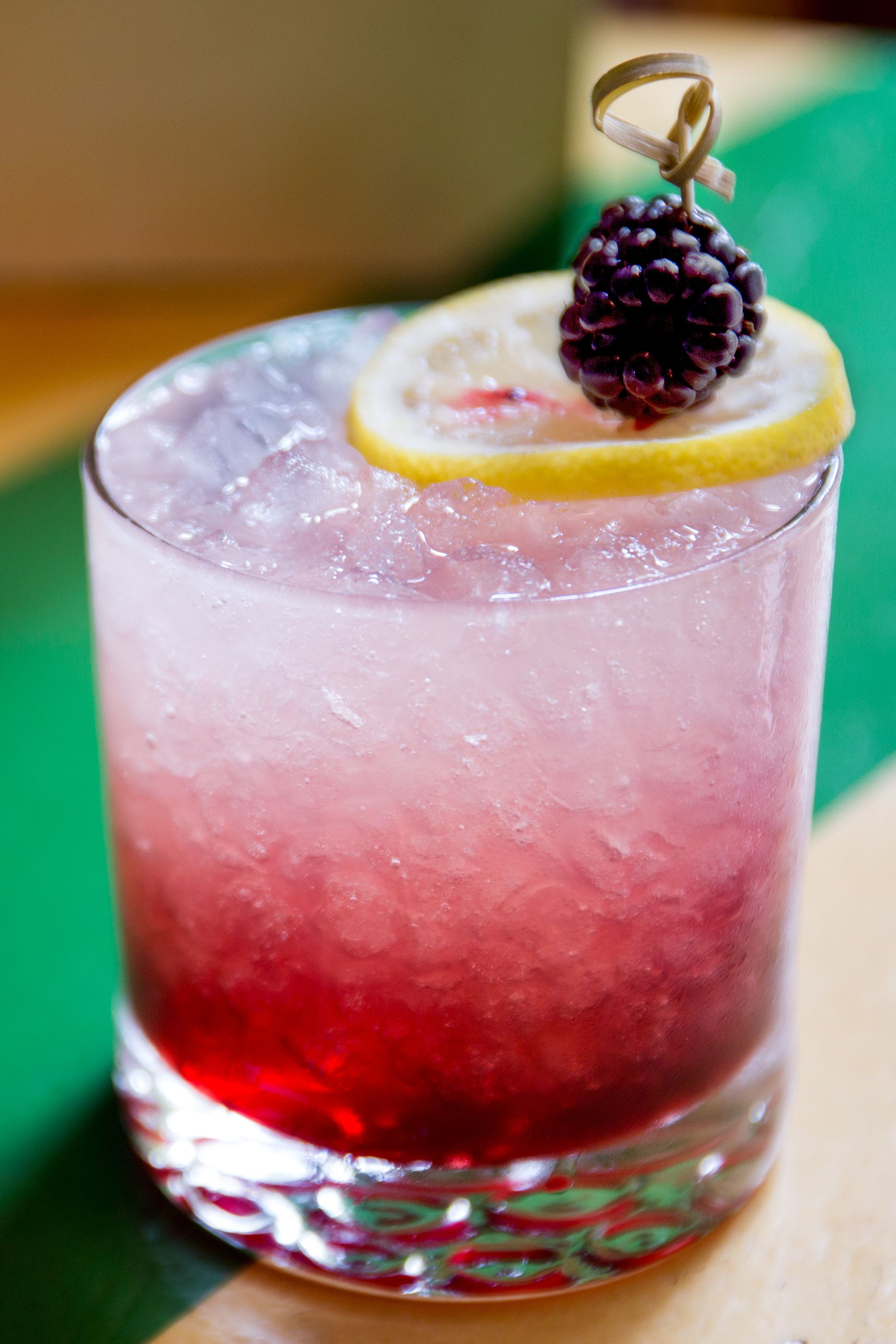 The Bramble by Gabriel Orta | This gin cocktail took the ...