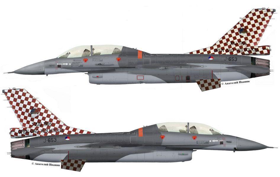Pin di алекс su F-16 Sqn signs