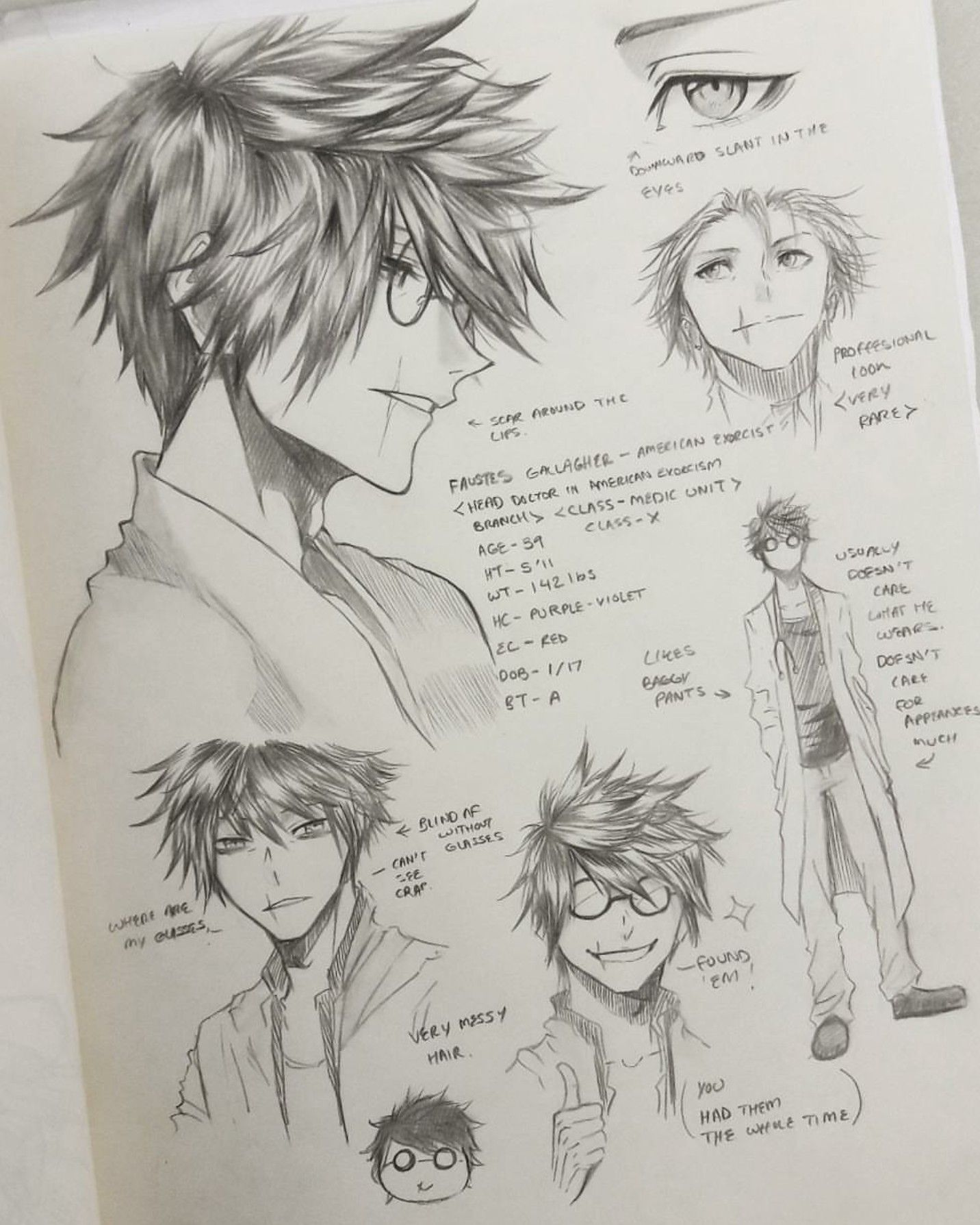 Creating A Male Character Artist Mangakaua983 Anime Drawings Sketches Art Sketches Sketches