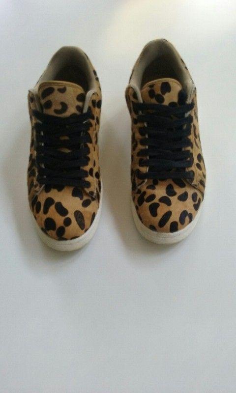 basket leopard monoprix 39 baskets pinterest. Black Bedroom Furniture Sets. Home Design Ideas