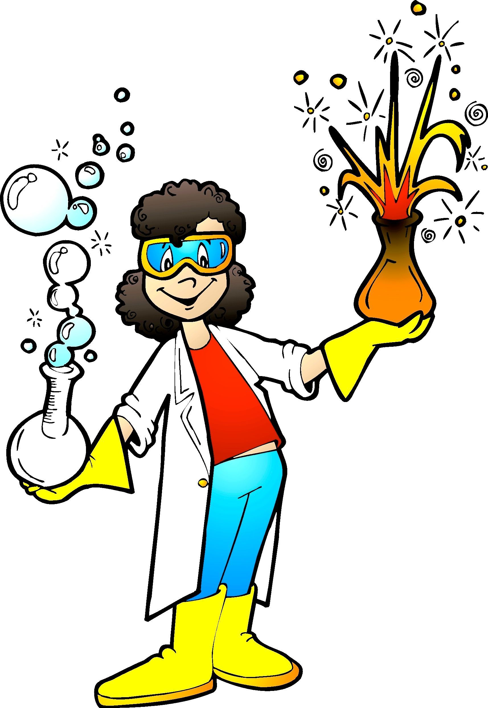 Science girl VBS 2015 SonSpark Labs