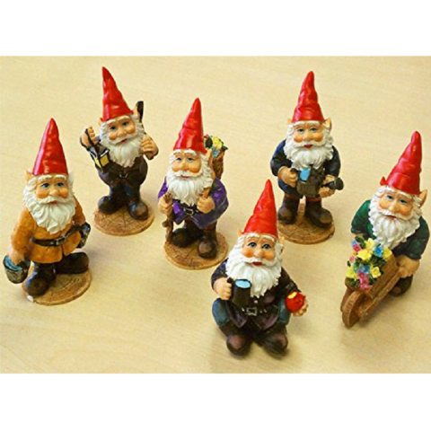 Mini Garden Gnomes Www Teeliesfairygarden Com The Fairies And Enchanted Wee Folks Are Excited To We Gnome Garden Miniature Garden Fairy Garden Furniture