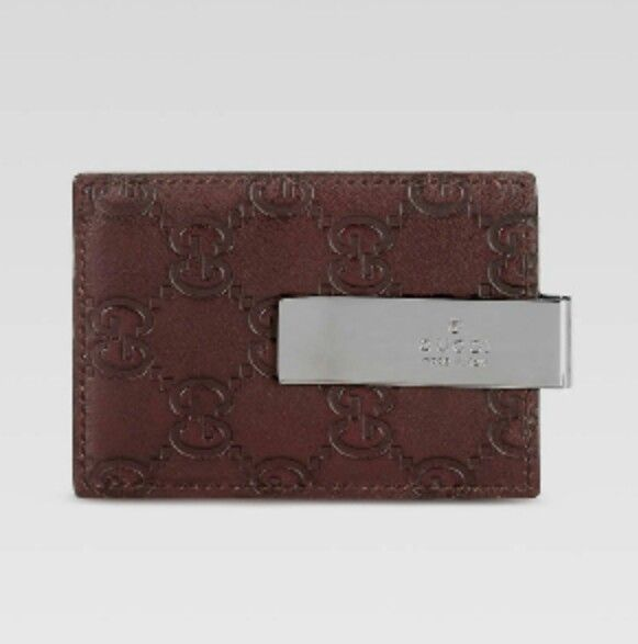 ea3c729d73 Gucci Cardholder w/ Money Clip | Wallets & Belts | Chanel handbags ...