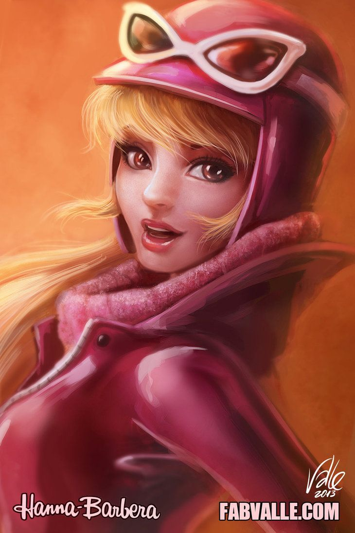 Penelope Pitstop by Fabvalle on deviantART Penélope Charmosa 3b96484ff6c