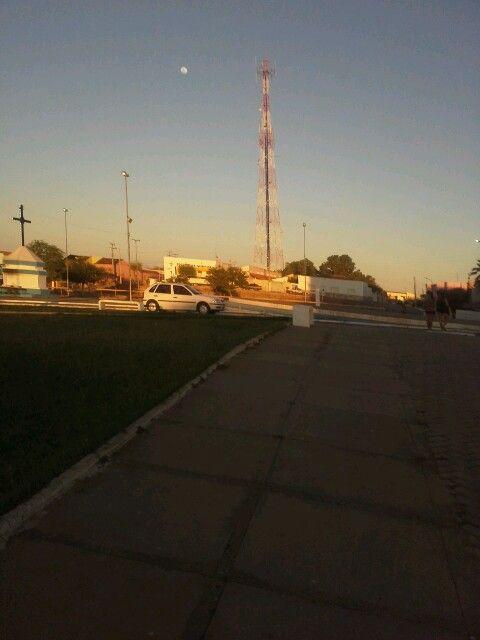 #BoaNoite! Hoje a noite vai ter luar.   #Lua #LuarDoSertão #Nordeste  #Sertão  #Caatinga