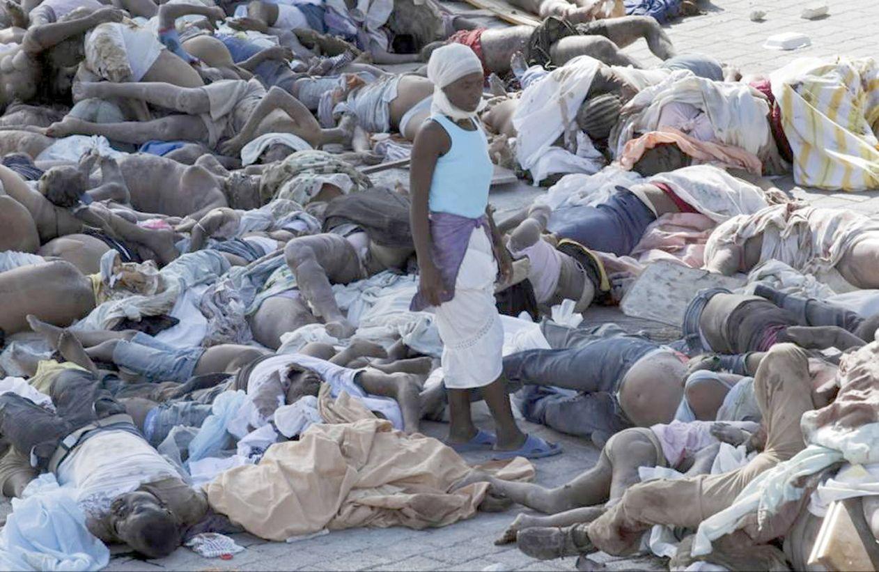 Fertile Ground:The Shock Doctrine and the 2010 Haitian Earthquake ...