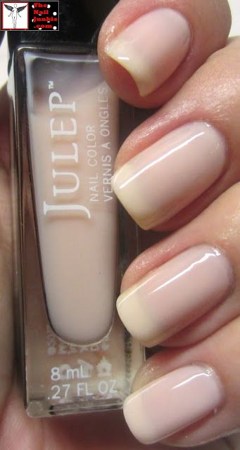 Julep Grace 1x multi coat mani, to top of P, $4