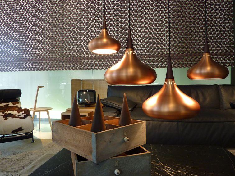 Orient Pendant Lamp By Jo Hammersborg Lightyears Lamptwist Be