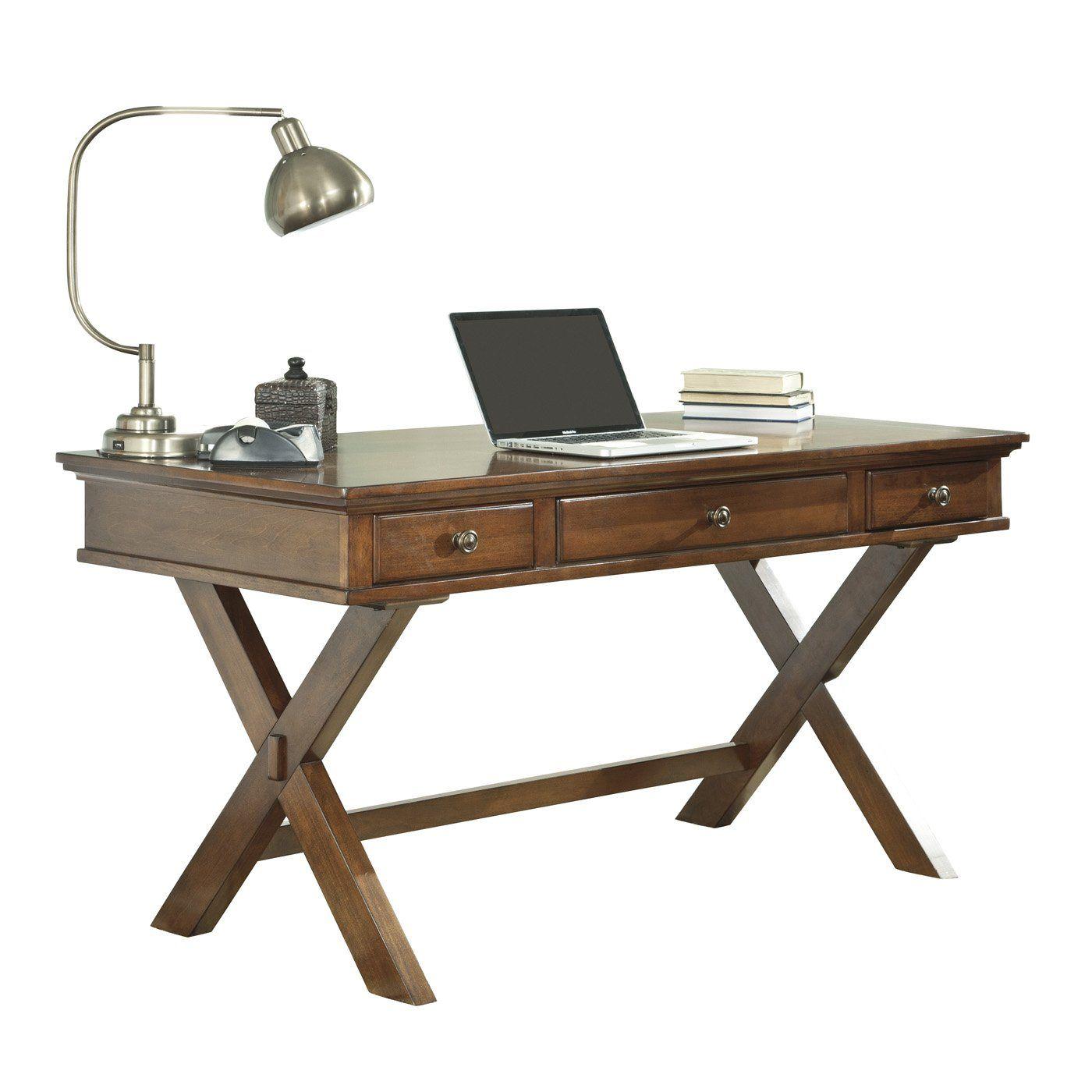Shop Signature Design by Ashley H565-45 Burkesville Home Office Desk ...