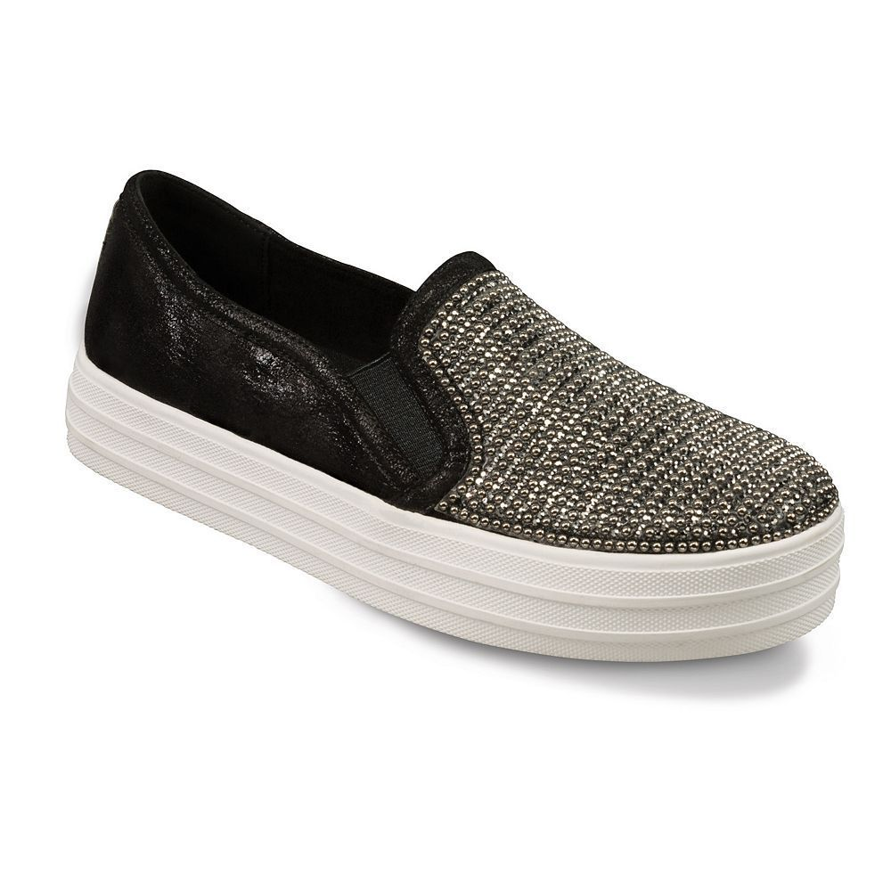 a5a47956174 Skechers Street Double Up Shiny Dancer Women s Sneakers