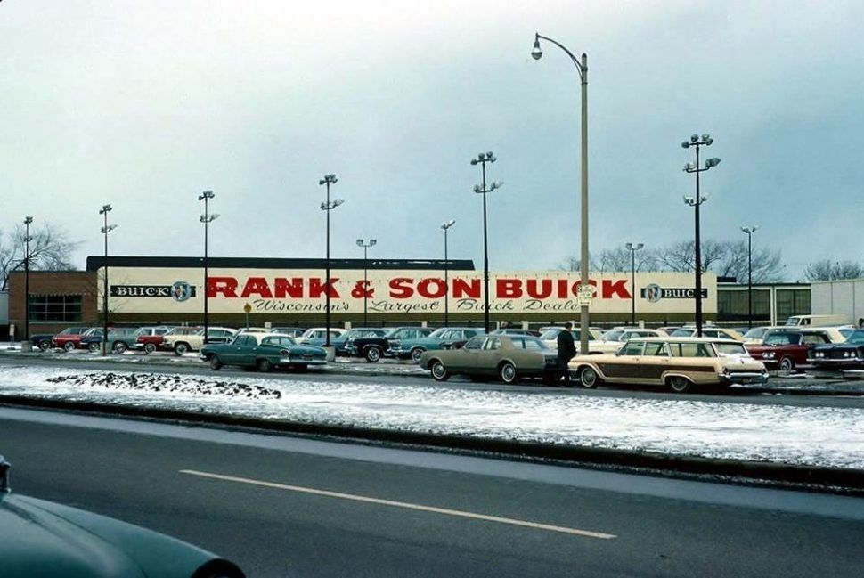 Milwaukee, Wisconsin, 1960s Milwaukee, Buick, Buick cars