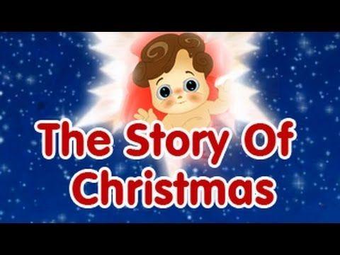 ▶ Christmas Story : Birth of Jesus Christ | Mocomi Kids - YouTube