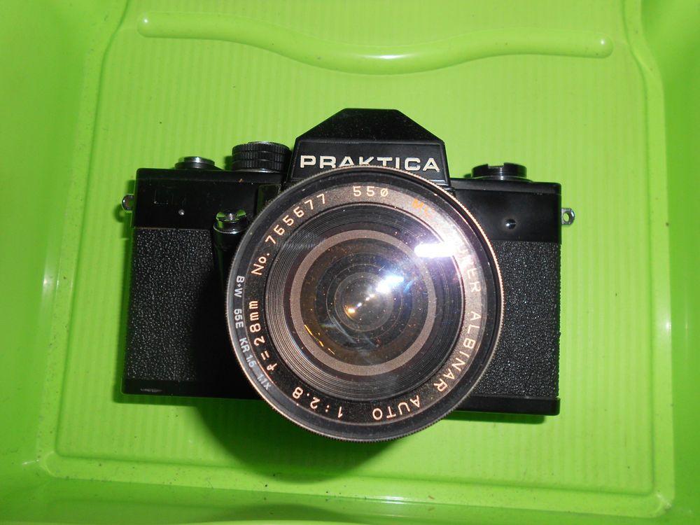 Praktica ltl praktica ltl pentacon auto mm f second u flickr