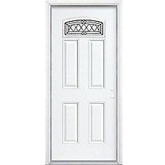 34 Inch X 80 Inch X 4 9/16 Inch Antique Black · Windows And DoorsEntry Doors Hardware