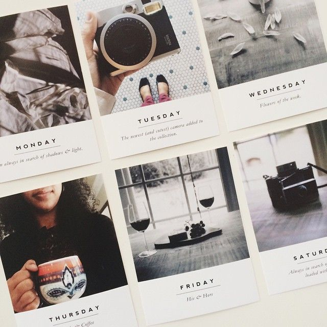 Coffee Table Book Layout Inspiration