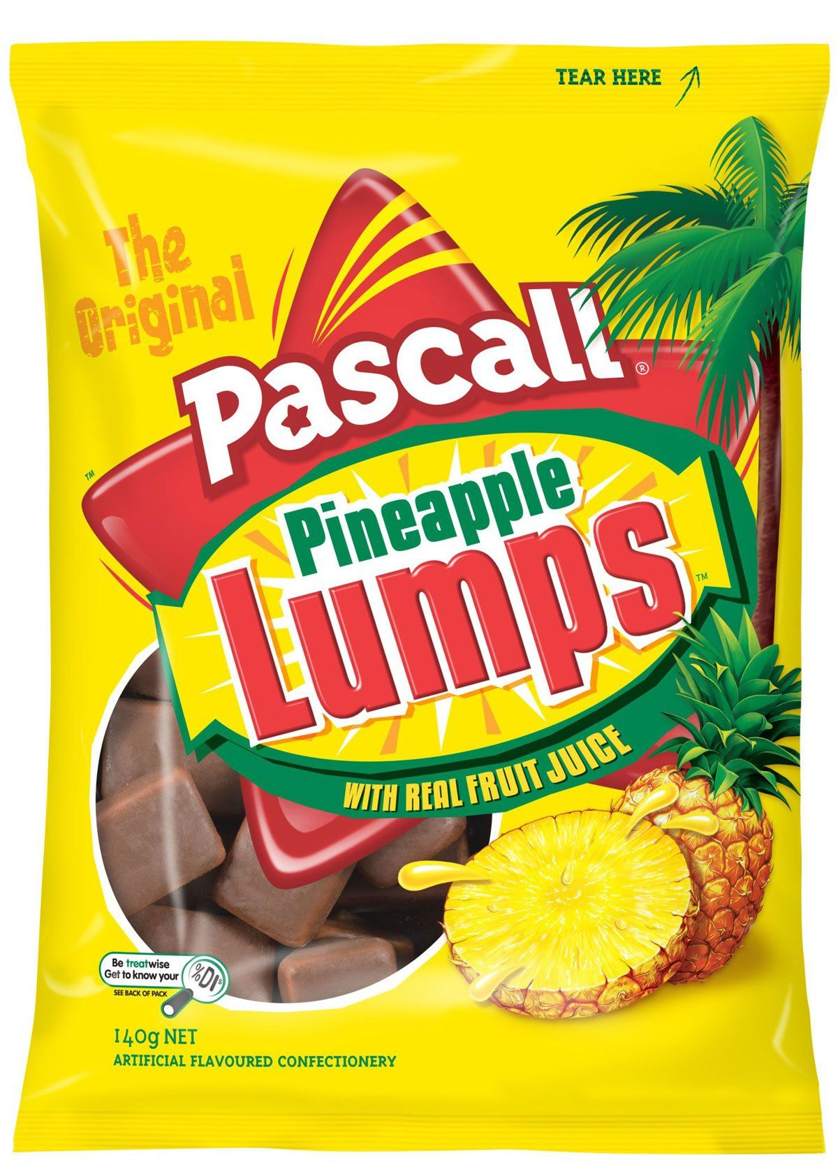 20 Amazing International Candies That Need To Come To America Already Pineapple Lumps New Zealand Food Food Shop