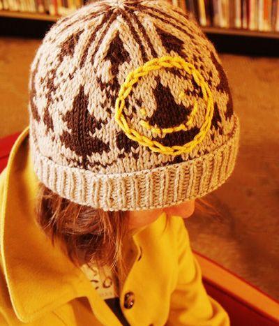 Sherlock 221B Knit Beanie - Geek Crafts | Knit Hats - Fair Isles ...