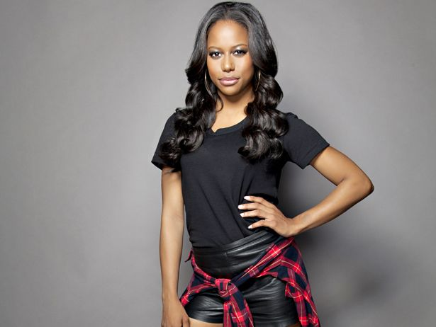 Taylour Paige As Seen On Hit The Floor In The Cutthroat World Of