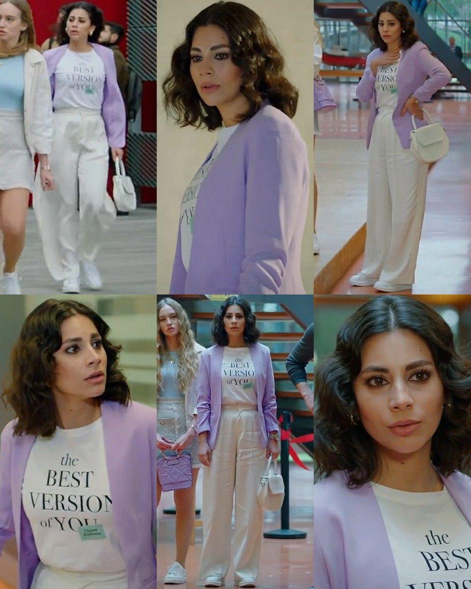 Zeynep 4 Episode Sol Yanim Tv Show Outfits Turkish Fashion Movie Fashion