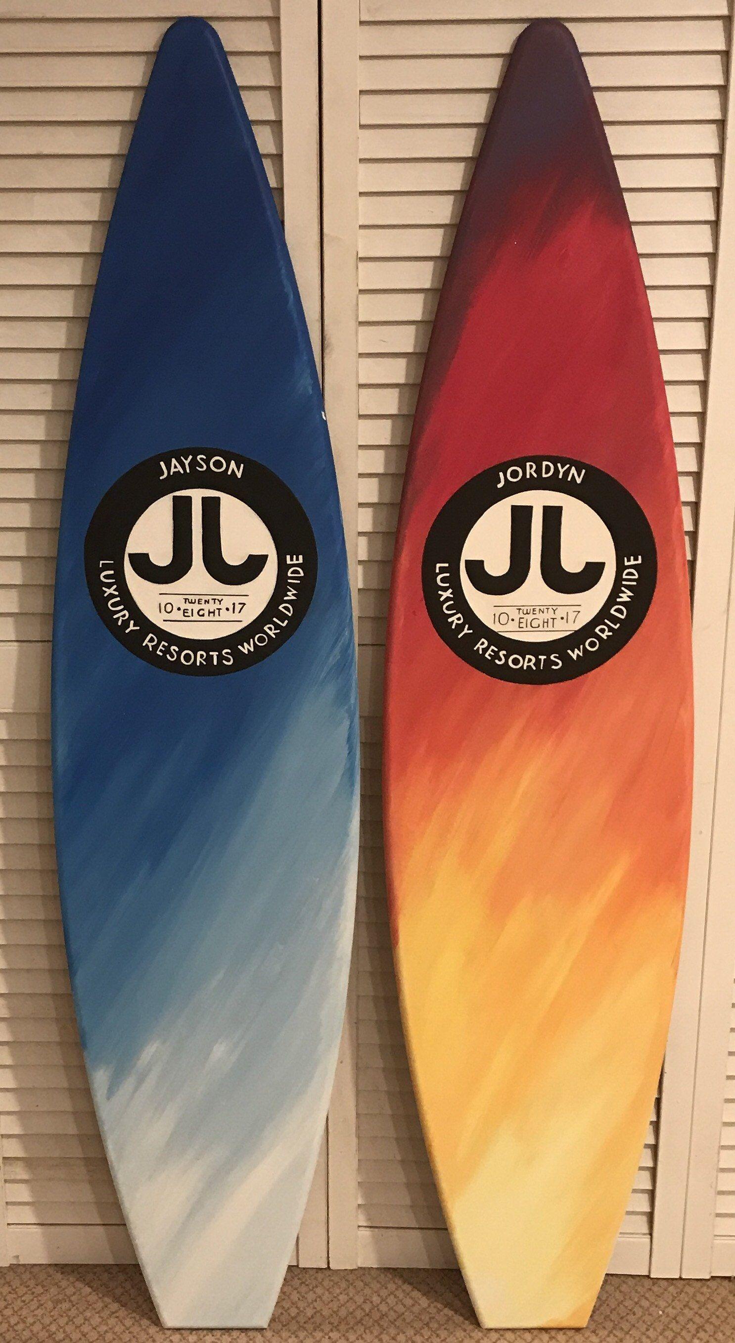Surfboard Decoration Ideas