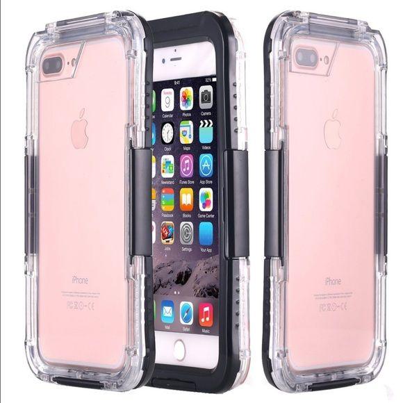 Iphone 7 Plus Waterproof Case Heavy
