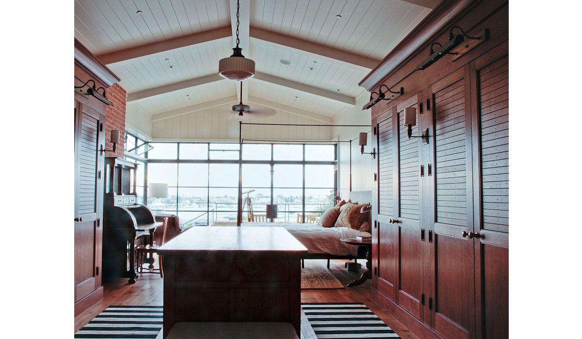 Forest Studio, Ship Captain's House, Corona del Mar, CA